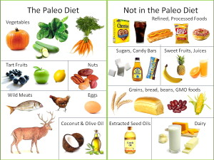 image of Paleo Diet for Athletes