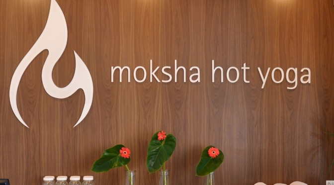 Moksha (Modo) Yoga is Hot Yoga from Canada